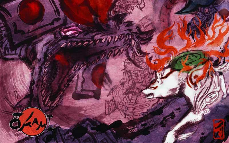 Okami art (www.artofokami.com)